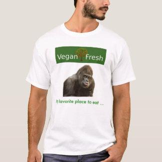"Vegan Fresh ""My favorite place ..."" T-Shirt"