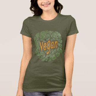 Vegan Funny Sayings by Mudge Studios T-Shirt