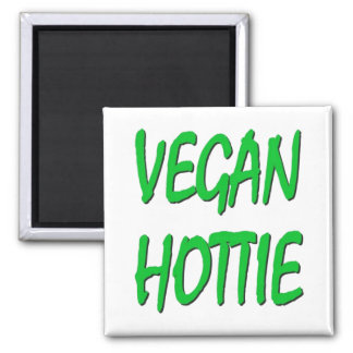 VEGAN HOTTIE Magnet