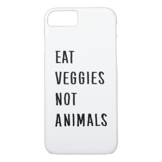 Vegan iPhone 7 Case