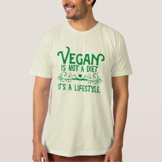 Vegan is not a Diet Tee Shirt