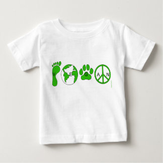 Vegan kid baby T-Shirt