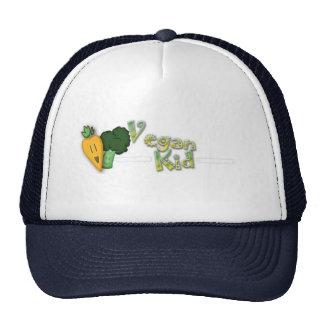 Vegan Kid Baseball Cap
