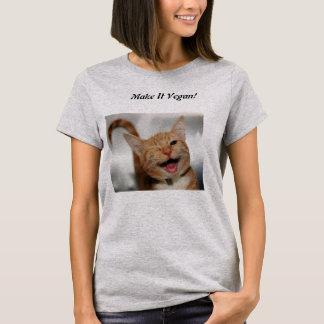 Vegan Pancakes T-Shirt