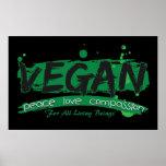 Vegan Peace Love Compassion