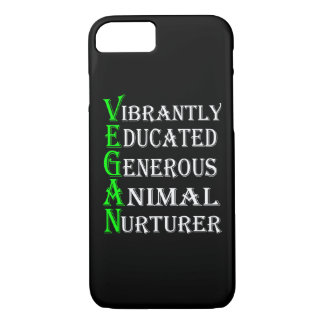 Vegan Phone Case For Animal Lovers, Vegan
