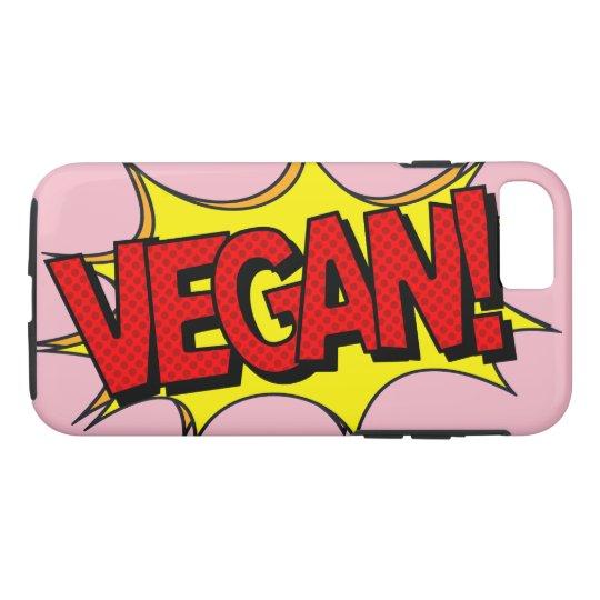 VEGAN POP ART iPhone 8/7 CASE