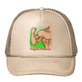 vegan power cap