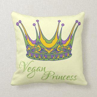 Vegan Princess Cushion
