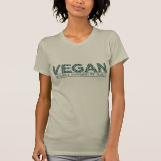 Vegan Proudly Powered by Plants T-Shirt