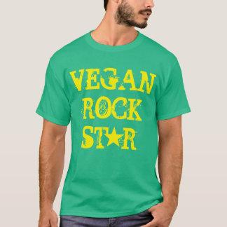 """Vegan Rock Star"" t-shirt"