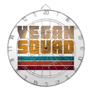 Vegan Squad Vintage Dartboard
