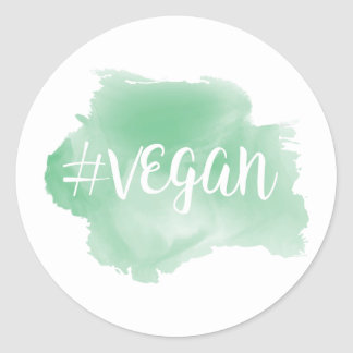 #VEGAN Sticker