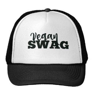 vegan SWAG Trucker hat