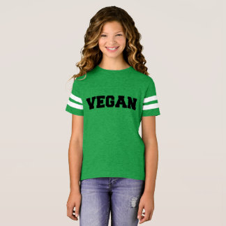 vegan t shirt for girls