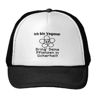 Vegan/Veganer merry cap