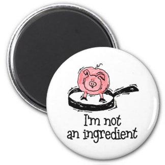 Vegan Vegetarian Magnet