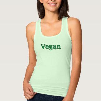 Vegan woman's tank top