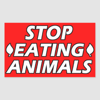 Veganism  | Activism Stickers | Save the Animals