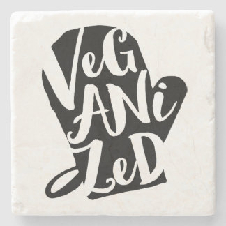 Veganized Vegan Stone Coaster