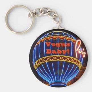 Vegas Baby! Key Ring
