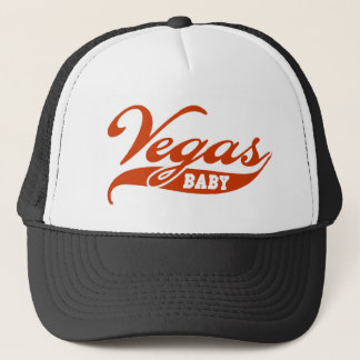 Vegas Baby Trucker Hat