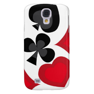 Vegas Cards iPhone 3G Case Galaxy S4 Covers