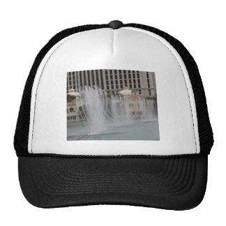 VEGAS Fountain Photography: Resorts Canals Casino Trucker Hat