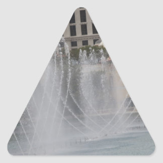 VEGAS Fountain Photography: Resorts Canals Casino Sticker