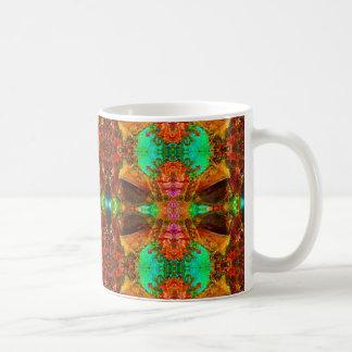 Vegas Frog Pattern by Deprise Coffee Mug