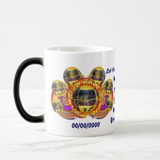 Vegas High Roller View Large Image below Magic Mug