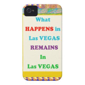 VEGAS, LAS VEGAS America Casino Resorts Travel fun iPhone 4 Case-Mate Case
