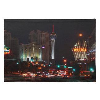 Vegas Paradise Road Placemat