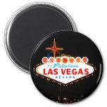 Vegas Sign Lit Up Magnets