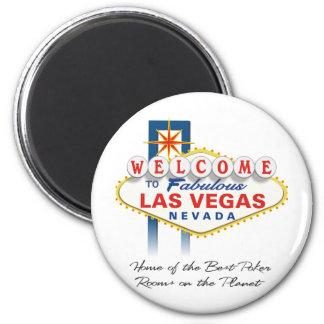 Vegas Sign Magnet
