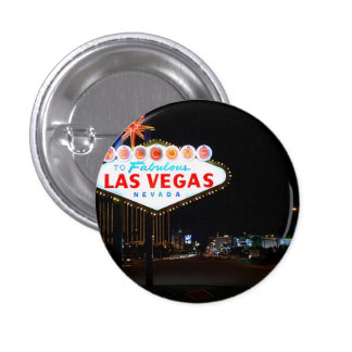 Vegas Sign Night Button