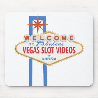 Vegas Slot Videos Mousepad