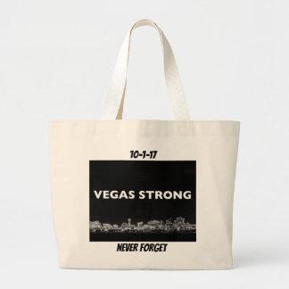 Vegas Strong Large Tote Bag