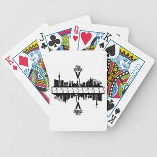Vegas Strong Playing Cards