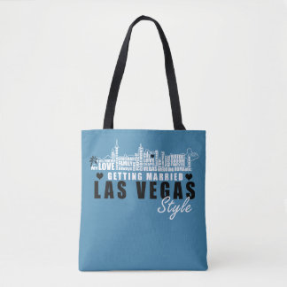 Vegas Wedding Gift Ideas - Getting Married Tote Bag