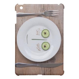 Vegetable Face iPad Mini Case