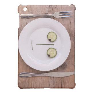 Vegetable Face iPad Mini Covers