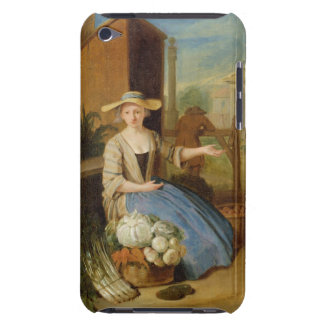Vegetable Seller, Covent Garden, c.1726 (oil on pa iPod Touch Cases