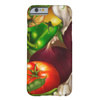 Vegetables and Herbs Organic Natural Fresh Food Barely There iPhone 6 Case