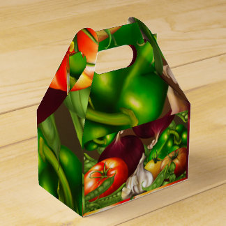 Vegetables and Herbs Organic Natural Veggies Food Favour Box