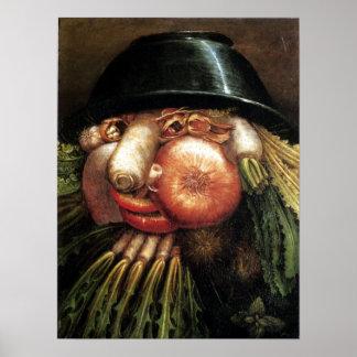 Vegetables Poster