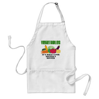 Vegetables Standard Apron
