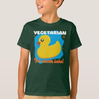 Vegetarian for Duck Sake T-Shirt