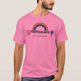 VEGETARIANS SHIRT...  NOT T-Shirt