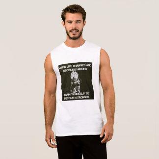 Vegeta's Advice Sleeveless Shirt